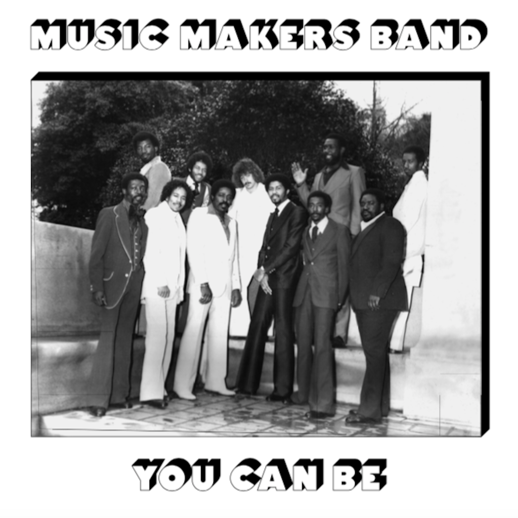 Music Makers Band, You Can Be