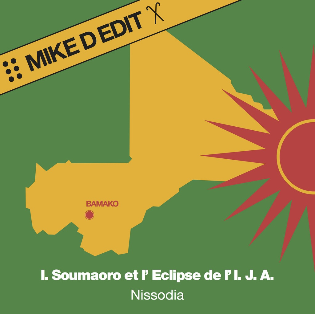 Idrissa Soumaoro Et L'Eclipse De L'Ija, Nissodia (Mike D Edit) (COLOR)