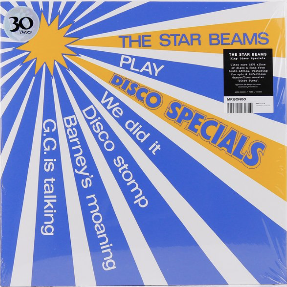 The Star Beams	Play Disco Specials	LP