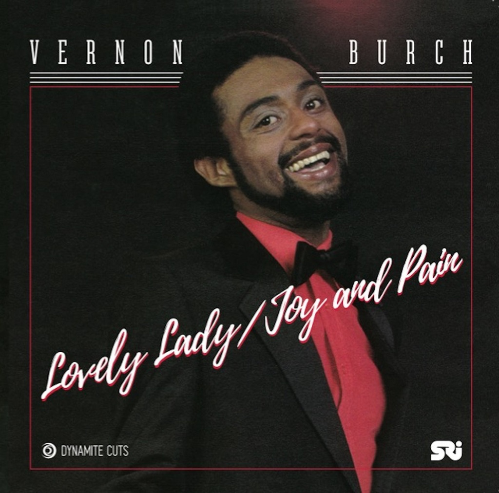 Vernon Burch, Lovely lady / Joy and Pain (edit)