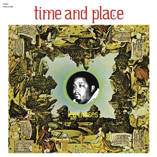 Lee Moses, Time and Place (COLOR)