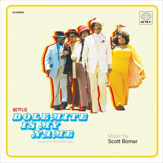 Scott Bomar, Dolemite Is My Name (Music from the Netflix Film) (COLOR)