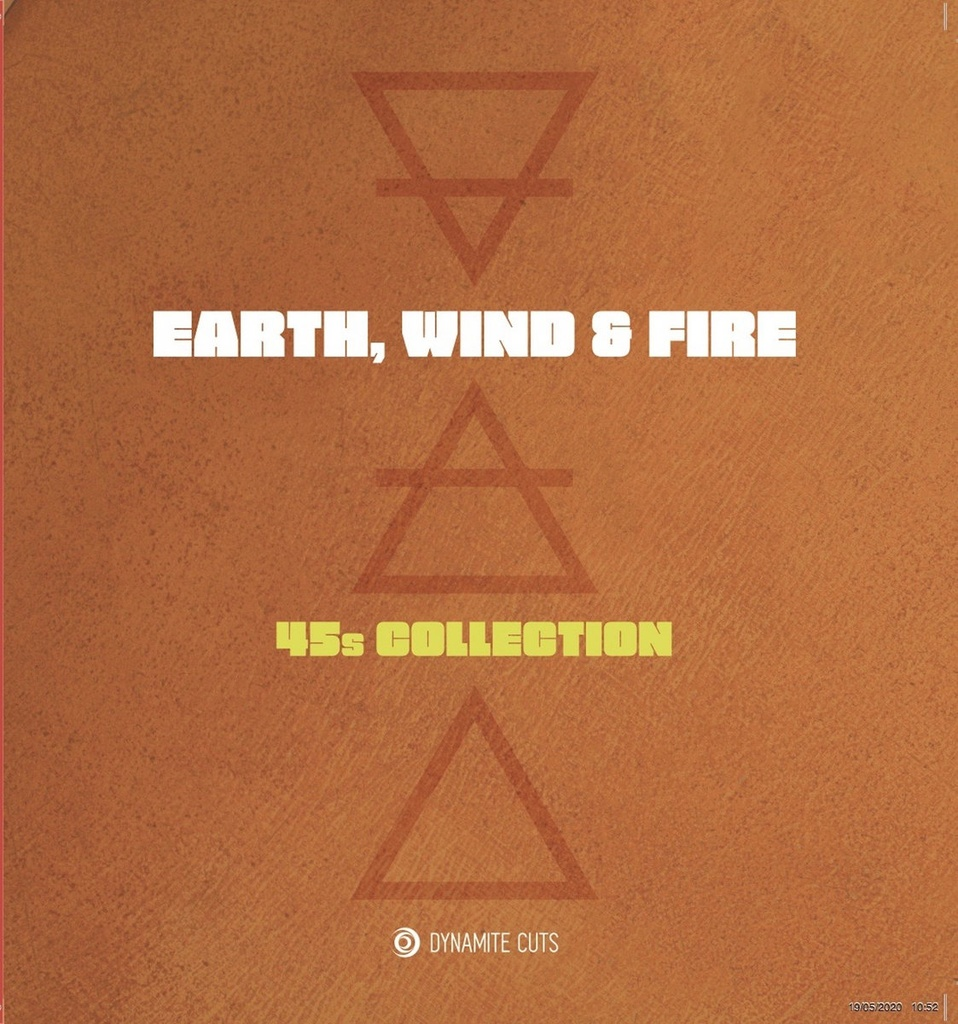 Earth, Wind and Fire, 45s Collection