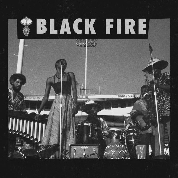 Black Fire - The Black Fire Records Story 1975​-​1993