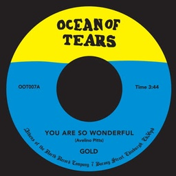[OOT007] Gold, You Are So Wonderful
