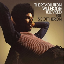 [BGPD 306 LP] Gil Scott-Heron, The Revolution Will Not Be Televised
