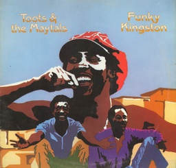 [GET54056-LP] Toots & The Maytals, Funky Kingston