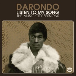 [HIQLP 029 LP] Darondo, Listen To My Song: The Music City Sessions
