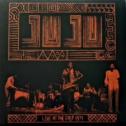 [NA5178LP] Juju, Live At The East 1973