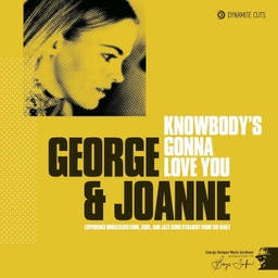 [DYNAM7056] George Semper & Joanne Vent, Knowbody's Gonna Love You