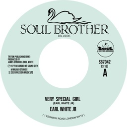 [SB7042] Earl White Jr, Very Special Girl/ Never Fall In Love Again