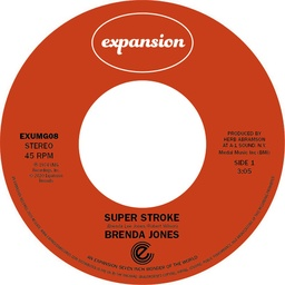 [EXUMG08] Brenda Jones, Super Stroke / Big Mistake