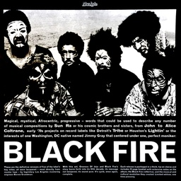 [NA5198-LP] Black Fire - 5LP Boxset