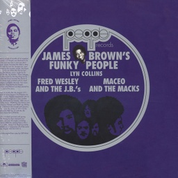 [GET54083LP] James Brown's Funky Part 1