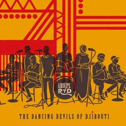 [OSTLP009] Groupe RTD, The Dancing Devils of Djibouti