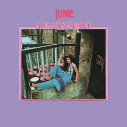 [BEWITH063LP] Junie, Suzie Super Groupie