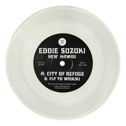 [AGS-036 C] Eddie Suzuki, City Of Refuge (CLEAR)