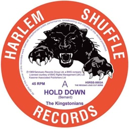 [HSRSS0003-7] The Kingstonians, Hold Down / Nice Nice