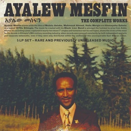 Ayalew Mesfin, The Complete Works (5 LP Set)