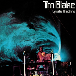 [MR 409] Tim Blake, Crystal Machine