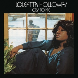 [TWM54-LITA] Loleatta Holloway, Cry To Me LP (CLEAR)