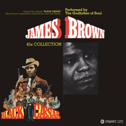 [DYNAM7085/7086] James Brown, Black Caesar