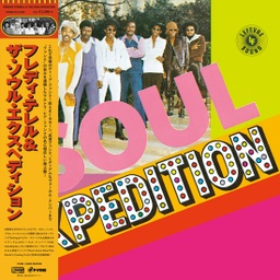 [PLP-6990] Freddie Terrell and the Soul Expedition