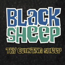 [MRB7171] Black Sheep, Try Counting Sheep