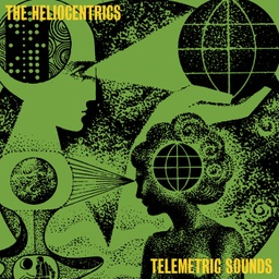 [MMS039-LP] Heliocentrics, Telemetric Sounds