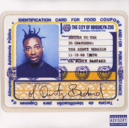 [GET52716-LP] Ol' Dirty Bastard, Return To The 36 Chambers