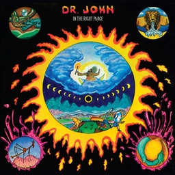 [GET52745-LP] Dr. John, In The Right Place (COLOR)