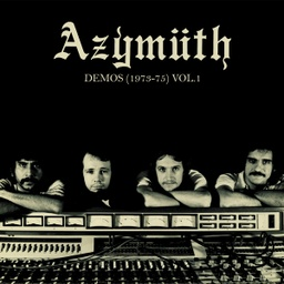 [FARO210LP1] Azymuth, Demos (1973-75) Vol. 1