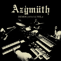 [FARO210LP2] Azymuth Demos (1973-75) Vol. 2