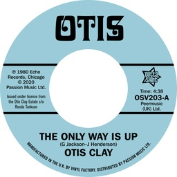 [OSV203] Otis Clay, The Only Way Is Up / Messing With My Mind