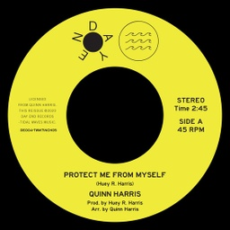 [DE004-TWM7INCH05] Quinn Harris, Protect Me From Myself