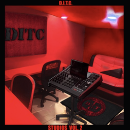 [DITC007-COLOR] DITC Studios, DITC Studios Vol. 2 (Color Vinyl LP)