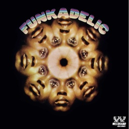 [HIQLP076] Funkadelic (COLOR)