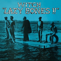 [NA6105-LP] Witch, Lazy Bones​!! (COLOR)