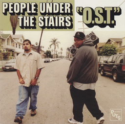 [PL7025] People Under the Stairs, O.S.T