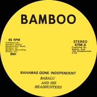 [PMD02] Babalu And His Headhunters - Bahamas Gone Independent / Calypso Funk