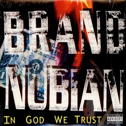 [TEG75507-LP] Brand Nubian, In God We Trust