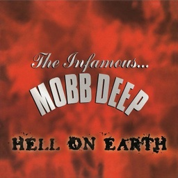 [GET51305-LP] Mobb Deep, Hell On Earth