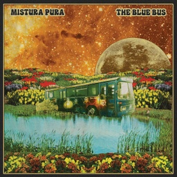 [URLP392] Mistura Pura, The Blue Bus