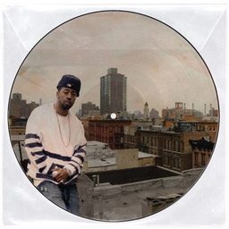 [L-FB5137-PD] Roc Marciano, Marcberg (10th Anniversary Double Picture Disc)