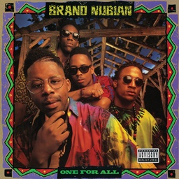 [TB-5133-1] Brand Nubian, One For All - 30th Anniversary Remastered (COLOR)