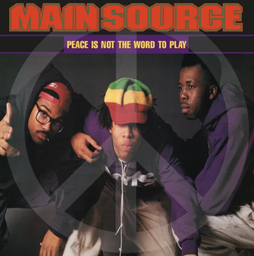 [MRB7189R] Main Source, Peace Is Not The Word To Play (COLOR)