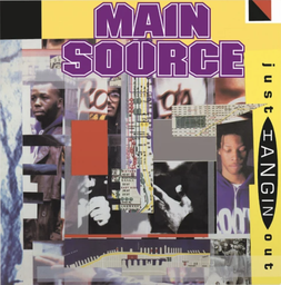 [MRB7188] Main Source, Just Hangin' Out / Live At The Barbecue