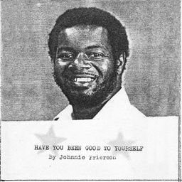 [LITA127-1-1] Johnnie Frierson, Have You Been Good To Yourself (CLEAR)