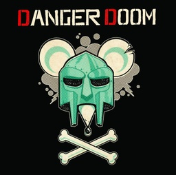 [MFR104] DANGERDOOM, The Mouse and The Mask: Official Metalface Version