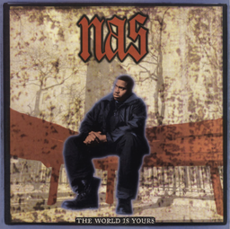 [MRB7168] Nas	The World Is Yours	7